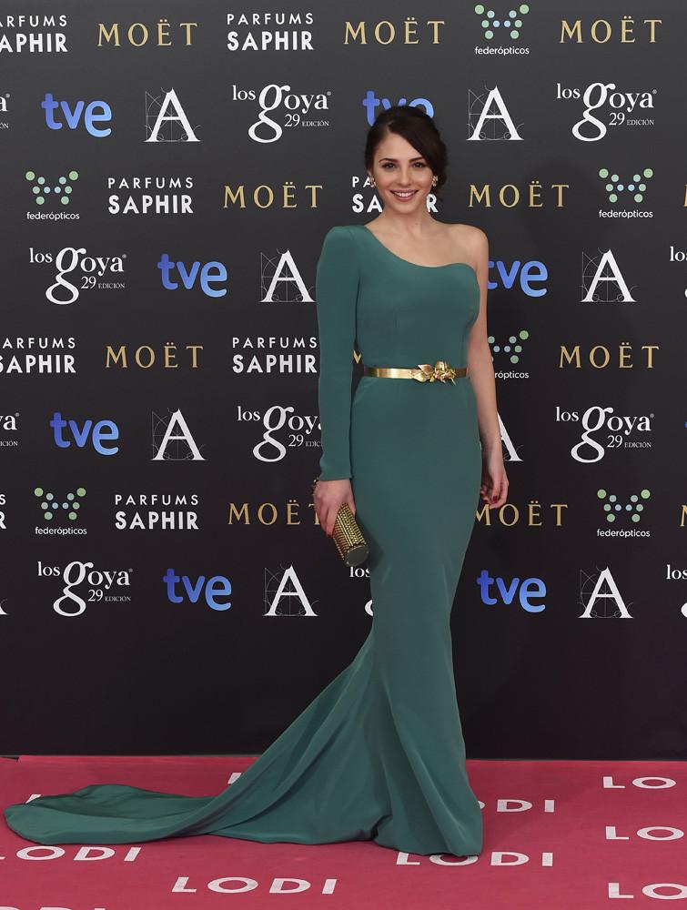 Andrea Duro de Isabel Basaldua.