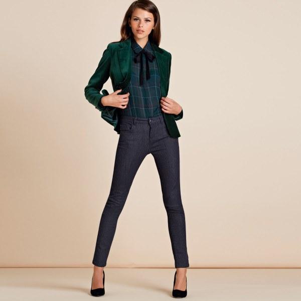 766-medium-blazer-verde-terciopelo-la-redoute