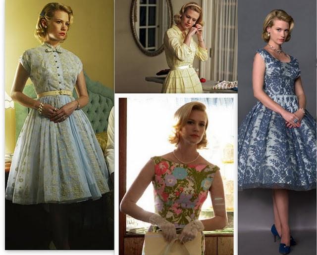 Betty Draper fashion