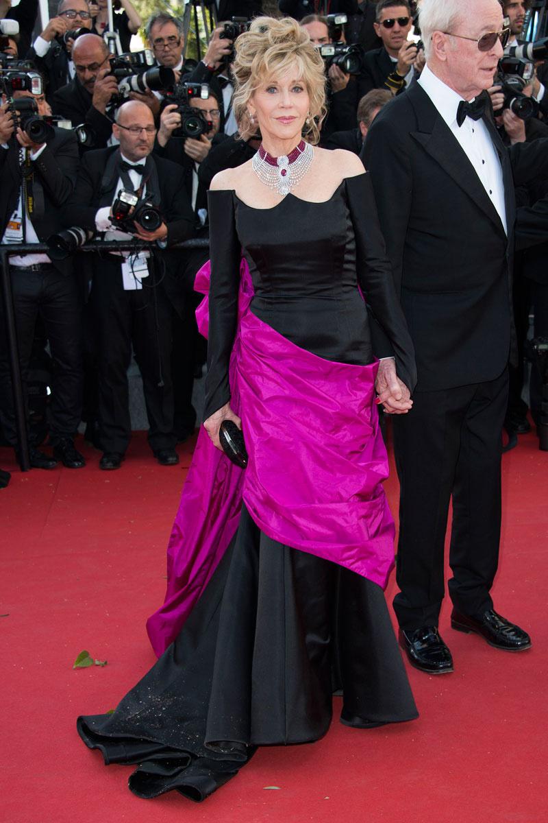 Jane Fonda - Maison Schiaparelli