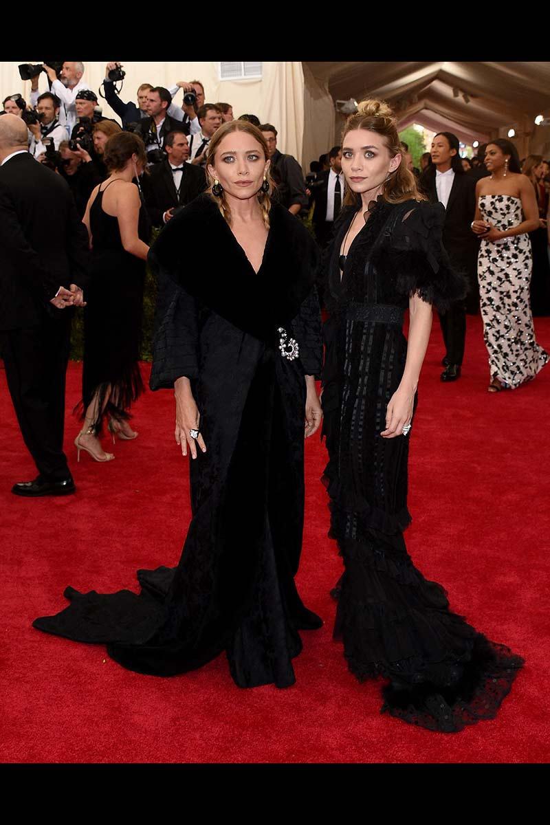 Mary Kate y Ashley Olsen - the row