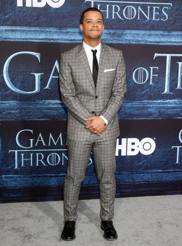 Game of Thrones Season 6 Premiere Screening at the TCL Chinese Theater IMAX on April 10, 2016 in Los Angeles, CA Featuring: Jacob Anderson Where: Los Angeles, California, United States When: 11 Apr 2016 Credit: Nicky Nelson/WENN.com